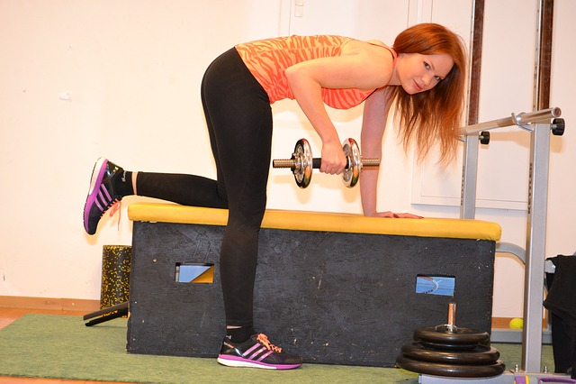 Will strength exercises make me muscly?