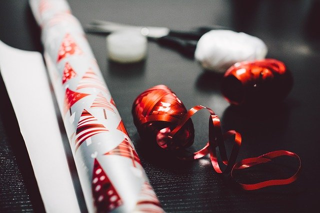 Tips for wrapping presents